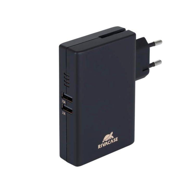 Внешний аккумулятор RIVAPOWER VA4736 (5000mAh) со встроенным зарядным устройством
