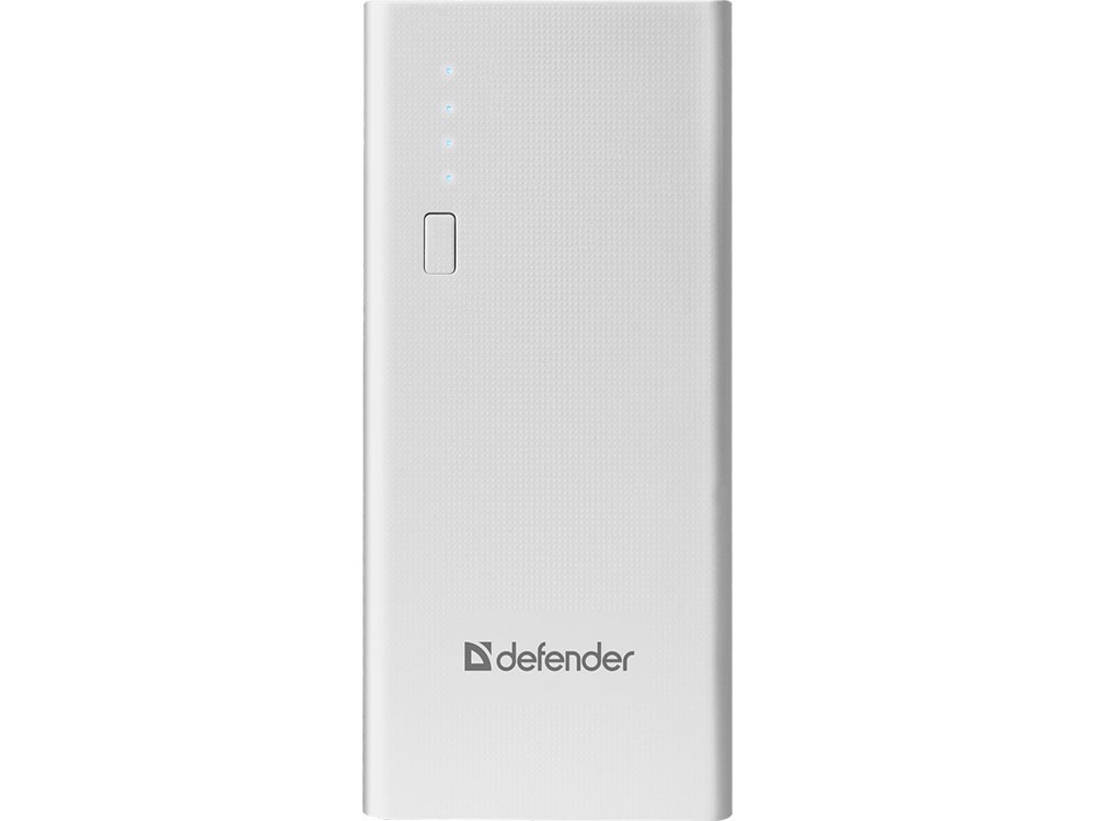 Defender Внешний аккумулятор Lavita 10000E 3 USB, 10000 mAh, 2.1A (83647) аккумулятор ttec powerslim 10000 mah black 2bb133s