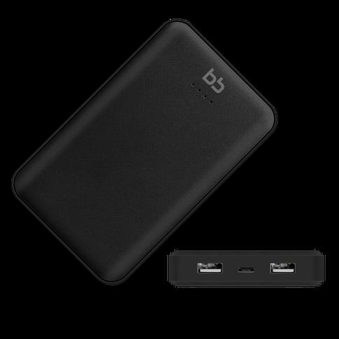 Фото - Внешний аккумулятор BB 10000 мАч, 2USB, 2A, Li-pol, черный, BB-PB-10-06 внешний аккумулятор для