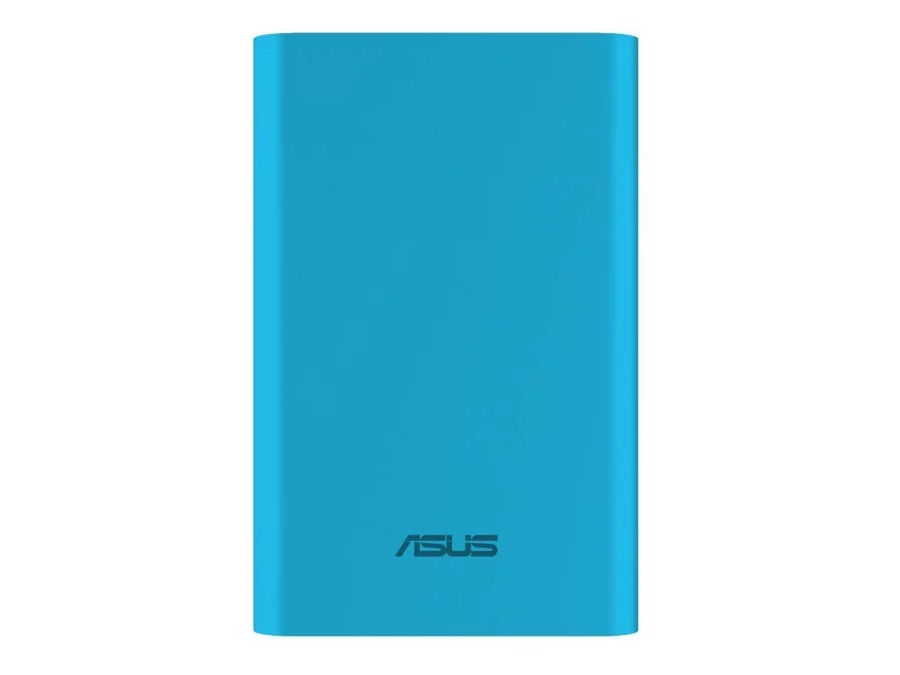 Портативное зарядное устройство Asus ZenPower ABTU005 10050мАч голубой 90AC00P0-BBT079 внешняя акб asus zenpower duo abtu011 золотистый