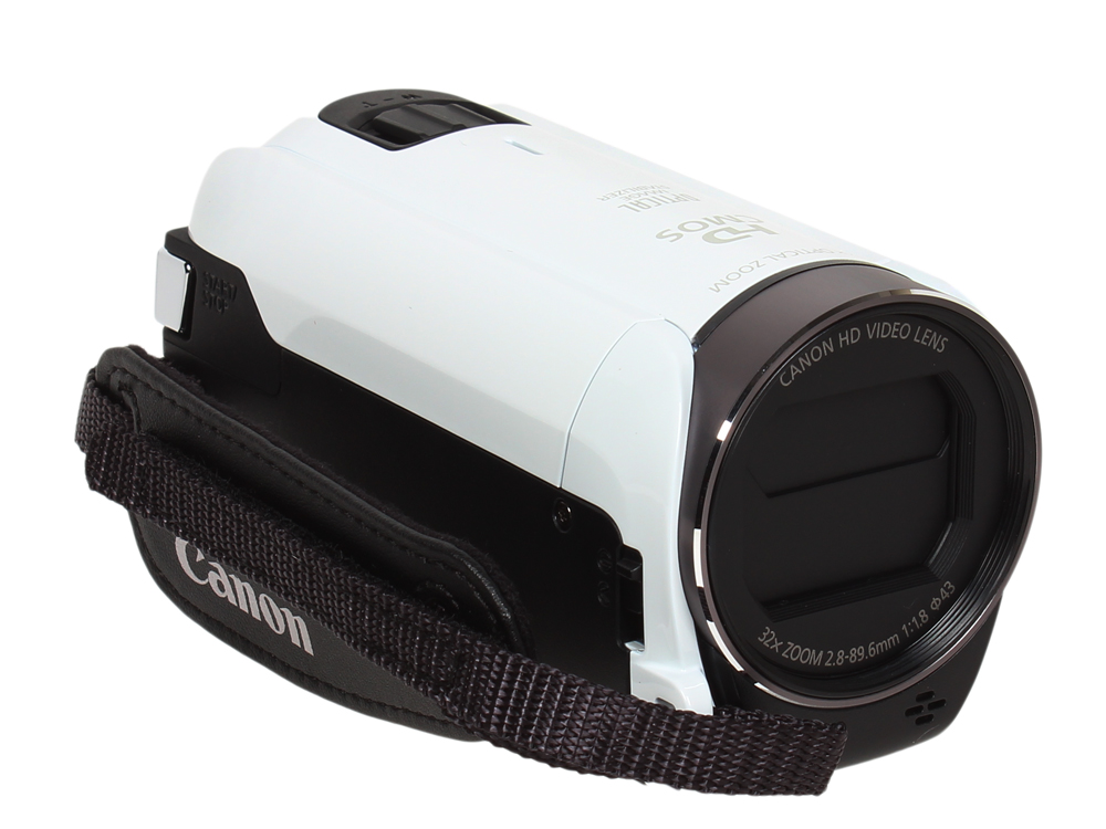 Видеокамера Canon LEGRIA HF R706 White (AVCHD/MP4, 3,28Mp, 32/57x, 3.0'', SDXC/SDHC/SD) видеокамера canon legria hf r806 видеокамера black