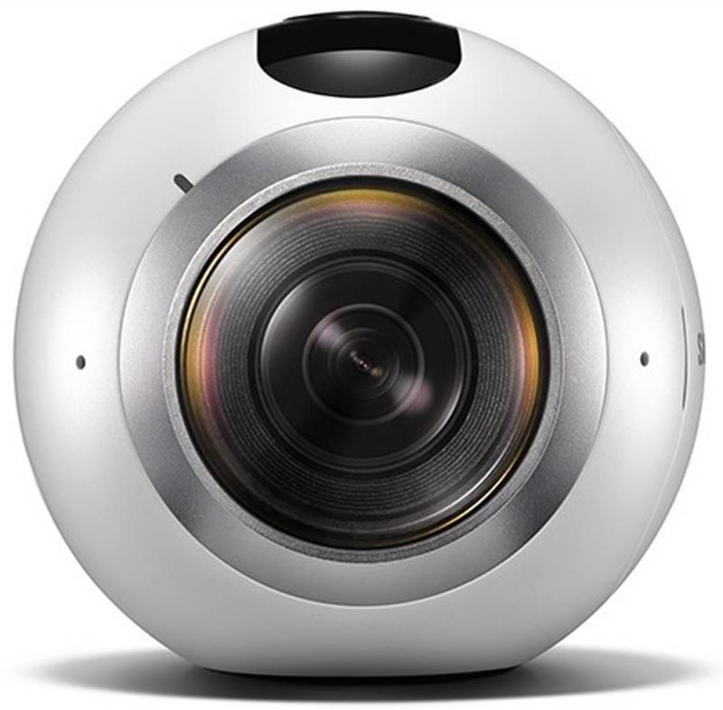 Экшн-камера Samsung Gear 360 SM-C200N белый экшн камера garmin virb 360