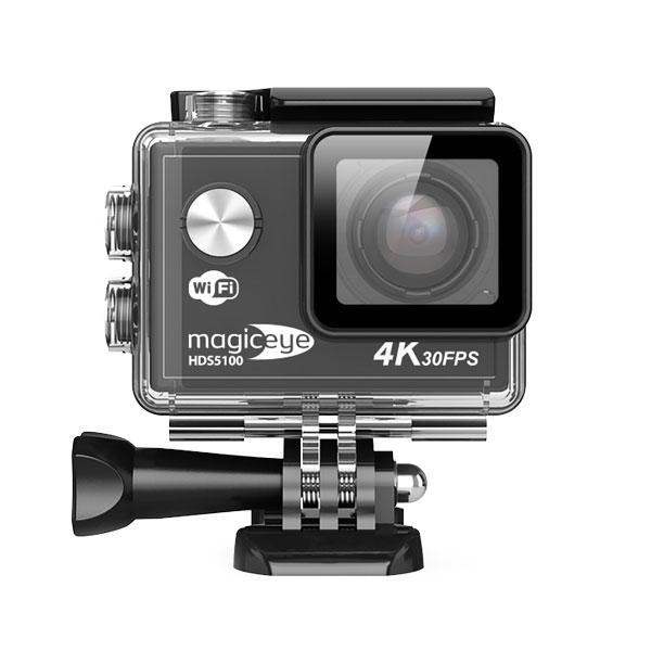 Экшн-камера Gmini MagicEye HDS5100 Black gmini magiceye hds4000 silver экшн камера