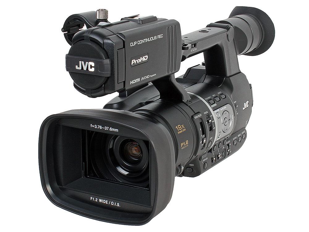 Видеокамера JVC JY-HM360E