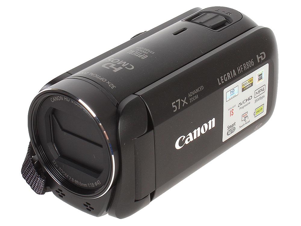 цена на Видеокамера Canon LEGRIA HF R806 Black