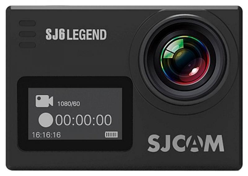 Экшн-камера SJCam SJ6 Legend черный