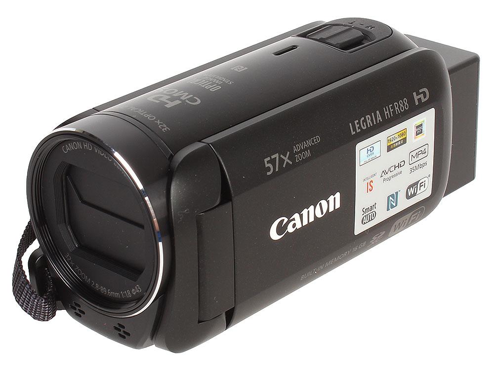 цена на Видеокамера Canon LEGRIA HF R88 Black