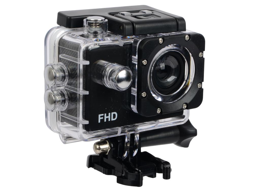 Экшн-камера X-TRY XTC110 черный