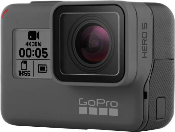 Экшн-камера GoPro HERO5 черный CHDHX-502 hp ac100 экшн камера