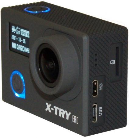 Экшн-камера X-TRY XTC243 черный