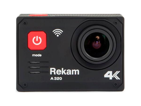 Экшн-камера Rekam A320 черный rekam tammy 9 grey