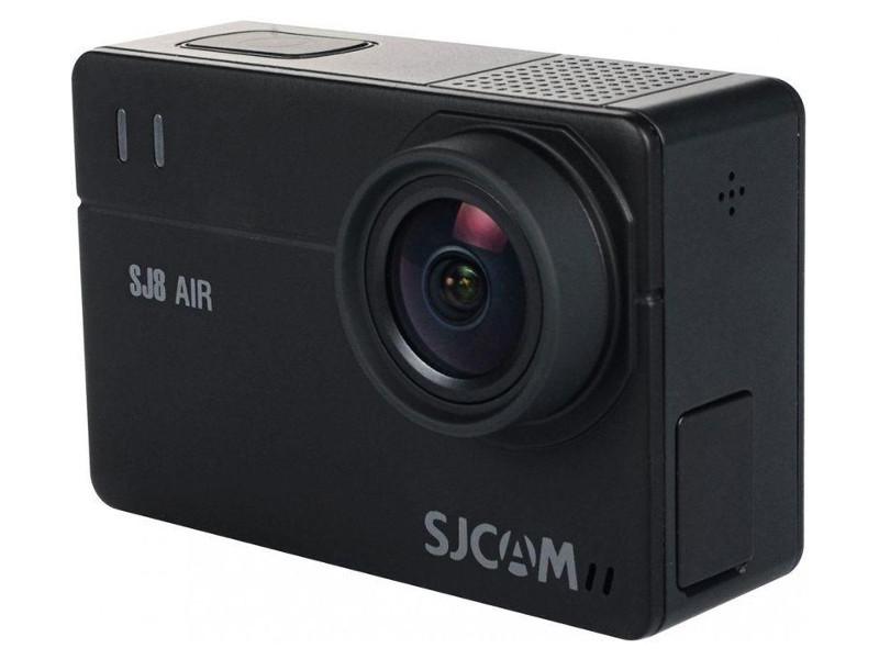 Экшн камера SJCAM SJ8 Air, черная экшн камера sjcam sj5000 wifi 1080p wifi желтый [sj5000wifiyellow]