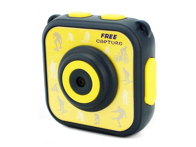 Экшн камера детская FHD Prolike prolike 4k plac001bk black экшн камера