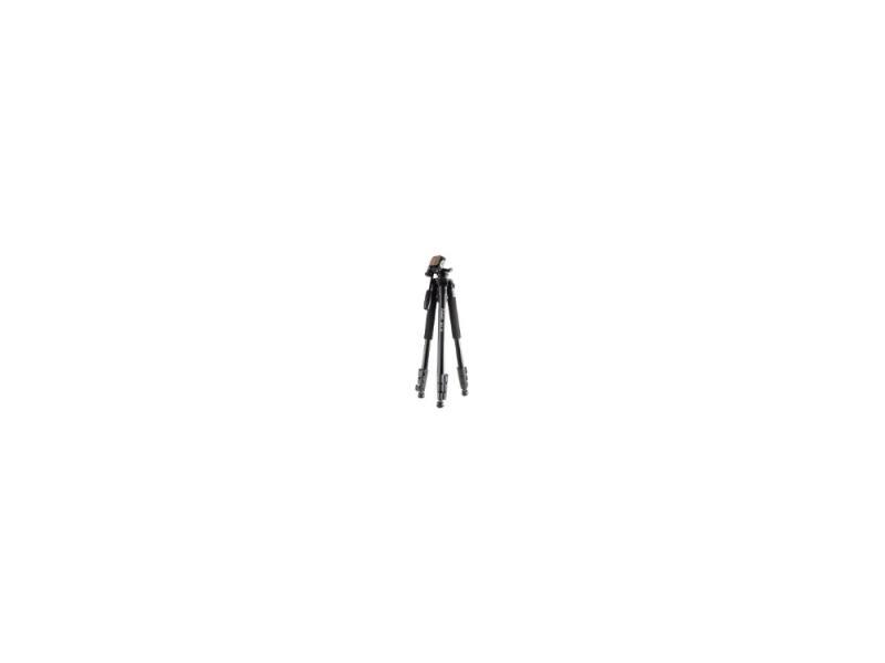 Штатив Rekam ZET-75 напольный трипод шаровая головка до 158.5 см нагрузка до 3 кг черный