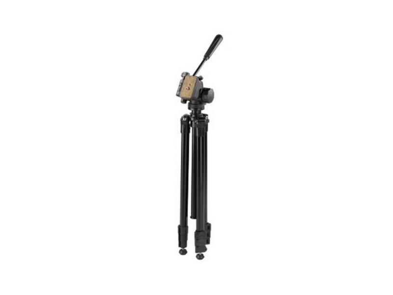 Штатив Hama Delta Pro 180 H-4405 напольный трипод 3D-головка до 180см нагрузка до 5кг черный фен bosch phd5980