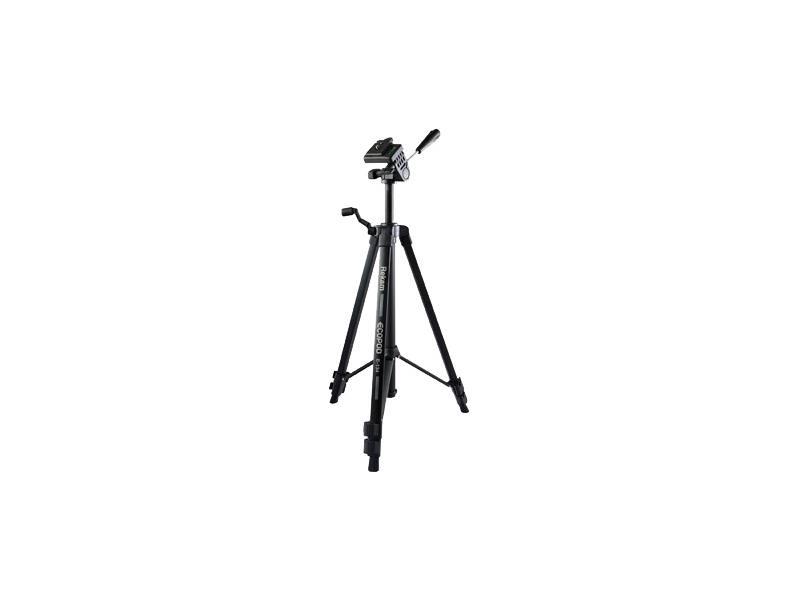 Штатив Rekam Ecopod E-134 напольный трипод до 134 см нагрузка до 3 кг черный