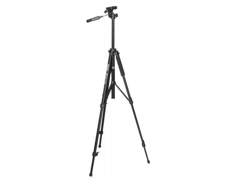 Штатив Rekam QPod S-300 напольный трипод до 135 см нагрузка до 2.5 кг серый