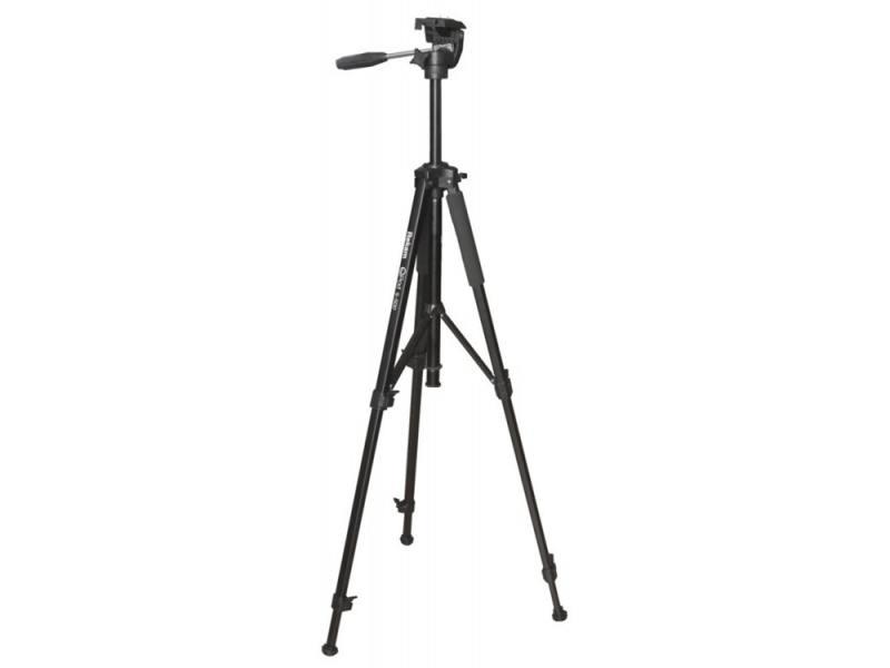 Штатив Rekam QPod S-500 напольный трипод до 152 см нагрузка до 3.5 кг черный