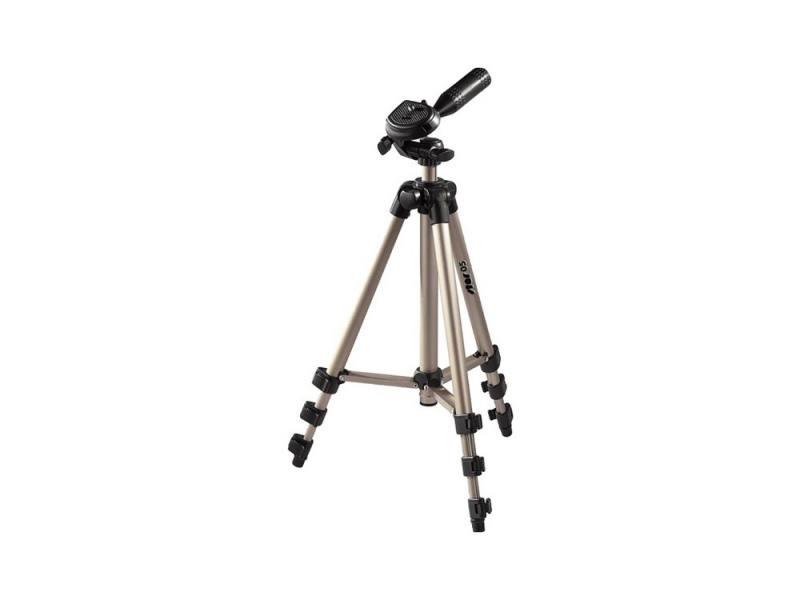 Штатив Hama Star-5 106-3D H-4105 напольный трипод 3D-головка до 106.5см штатив hama mini ball xl h 00004065 настольный трипод шаровая головка до 26см черно серебристый