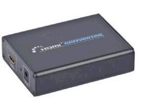 Конвертер EnerGenie Cablexpert HDMI – VGA DSC-HDMI-VGA Для перекодирования цифрового HDMI сигнала в VGA (видео и стерео аудио).