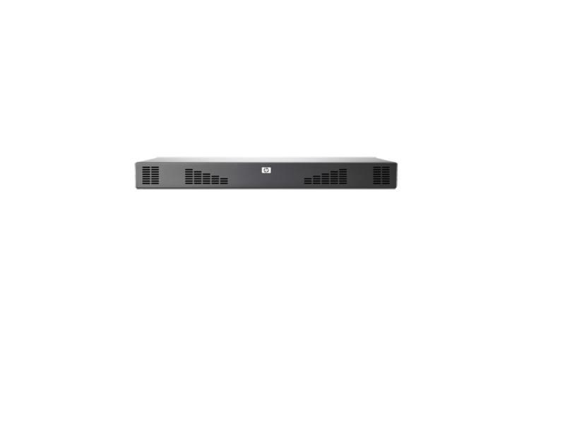 Переключатель KVM HP 0x2x16 Server Console Switch G2 KVM with Virtual Media CAC Software AF618A