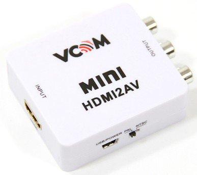 Конвертер HDMI =) AV , VCOM (DD494)