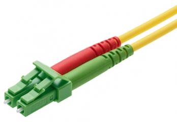 Провод кроссировочный R&M LC-Duplex APC - LC-Duplex APC 3м R805629