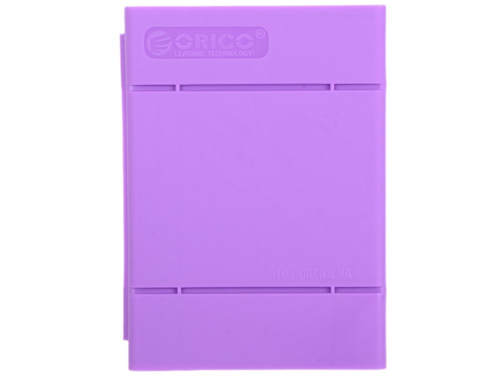 Чехол для HDD 3.5 Orico PHP-35-PU фиолетовый чехол для hdd 3 5 orico php 35 gy серый