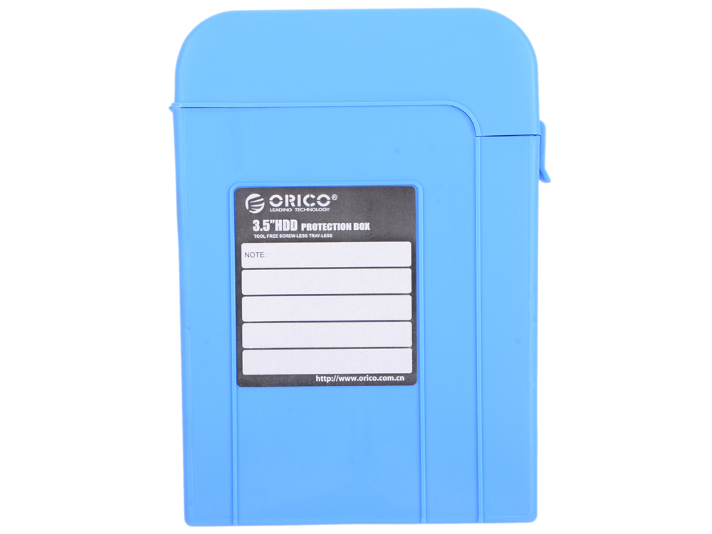 Чехол для HDD 3.5 Orico PHI-35-BL синий orico phi 35 3 5 hdd protector storage bag hdd protection case purple