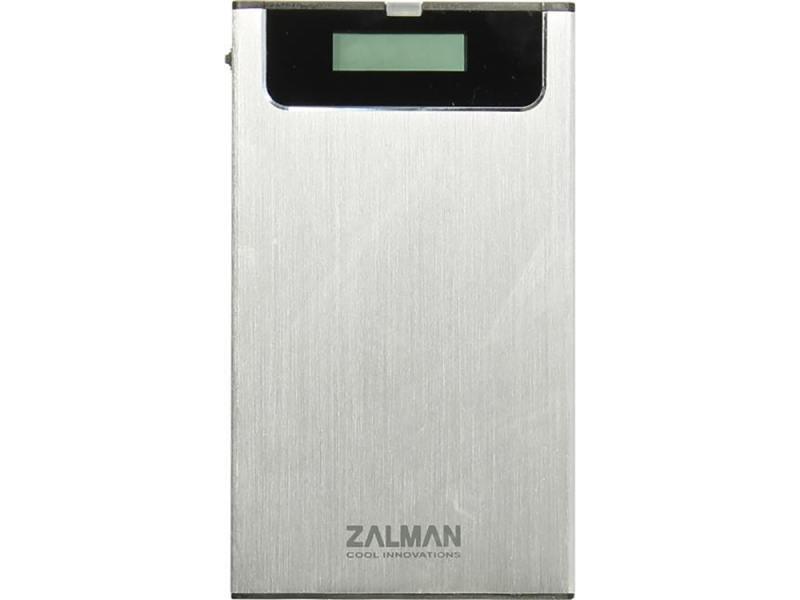 Внешний контейнер для HDD 2.5 SATA ZALMAN ZM-VE350 USB3.0 серебристый