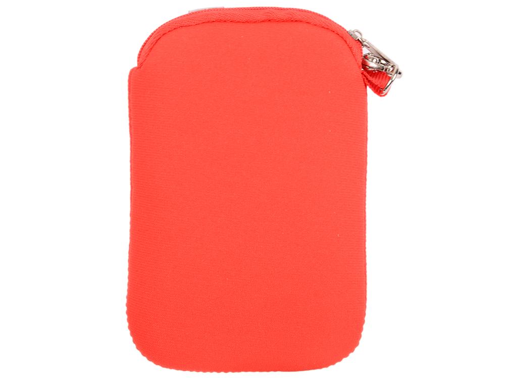 Чехол для HDD 2.5 Hama H-95507 неопрен красный чехол для жесткого диска hama 95507