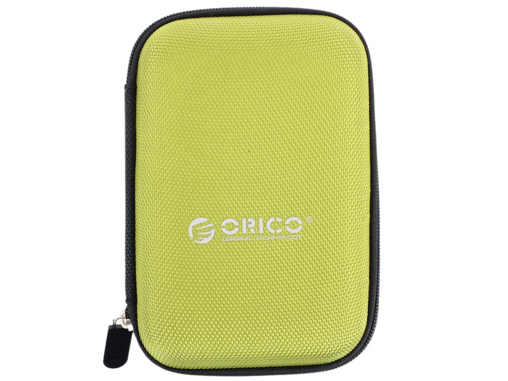 Чехол для HDD 2.5 Orico PHD-25-GR зеленый аксессуар чехол orico phd 25 bl blue