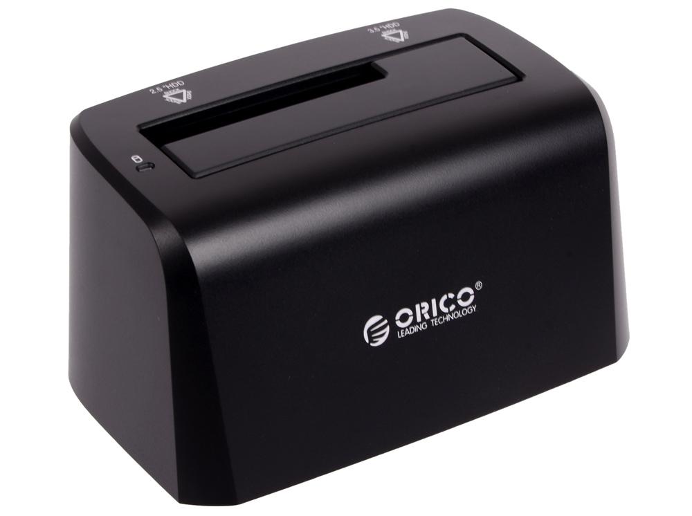 Док-станция для HDD Orico 8619US3-BK (черный) 3.5