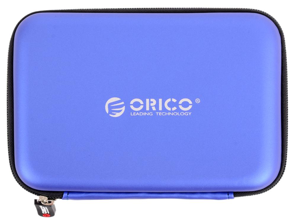 Чехол для HDD 2.5 Orico PHB-25-BL синий чехол для жесткого диска 2 5 orico phd 25 красный