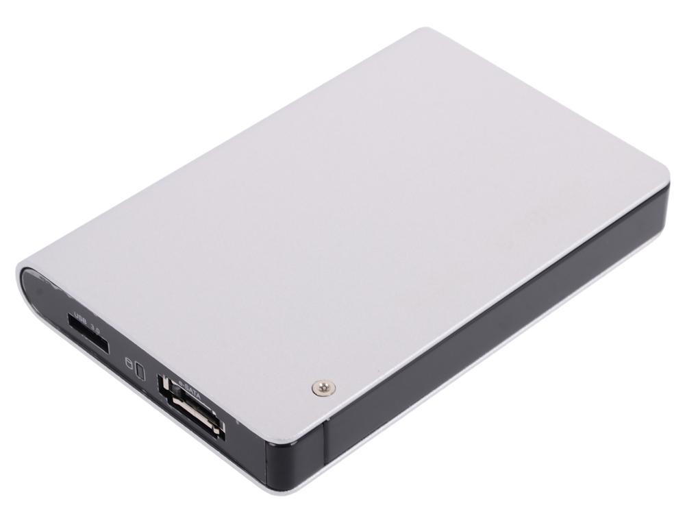 Внешний контейнер для HDD Orico 2598SUS3-SV (серебристый) 2.5