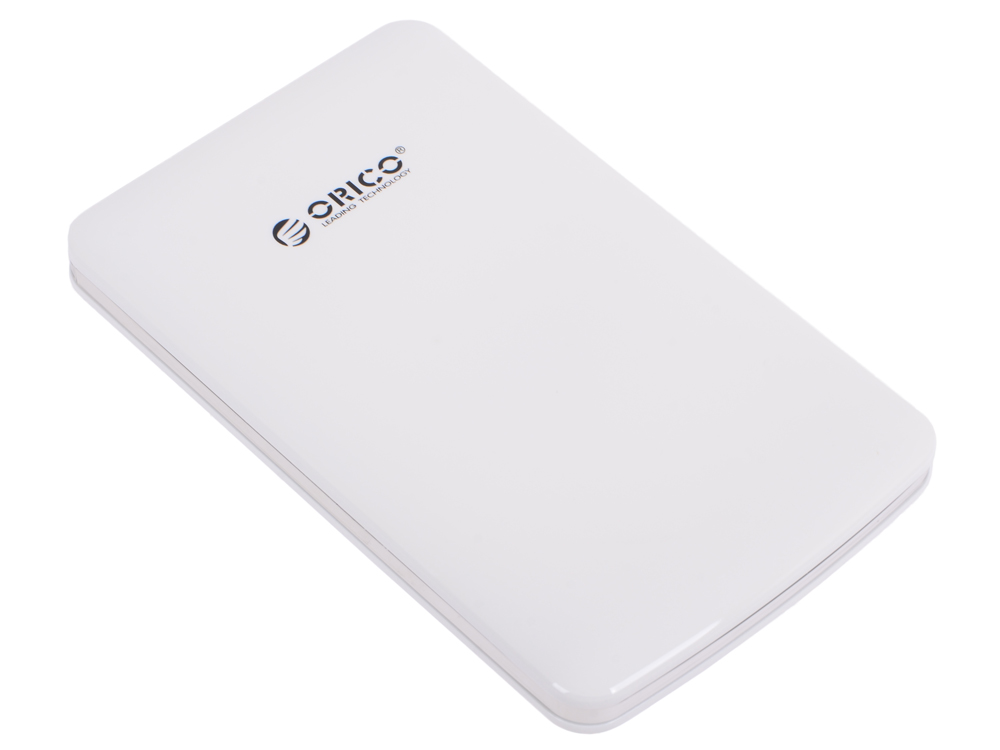 Внешний контейнер для HDD Orico 2579S3-WH (белый) 2.5 USB 3.0, SATA III корпус для hdd orico 5 3 5 ii iii hdd hd 20 usb3 0 5 3559susj3
