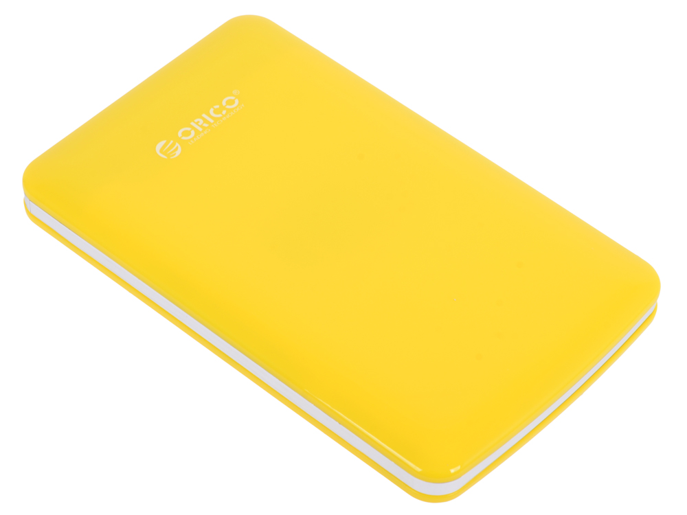 Внешний контейнер для HDD Orico 2579S3-OR (желтый) 2.5
