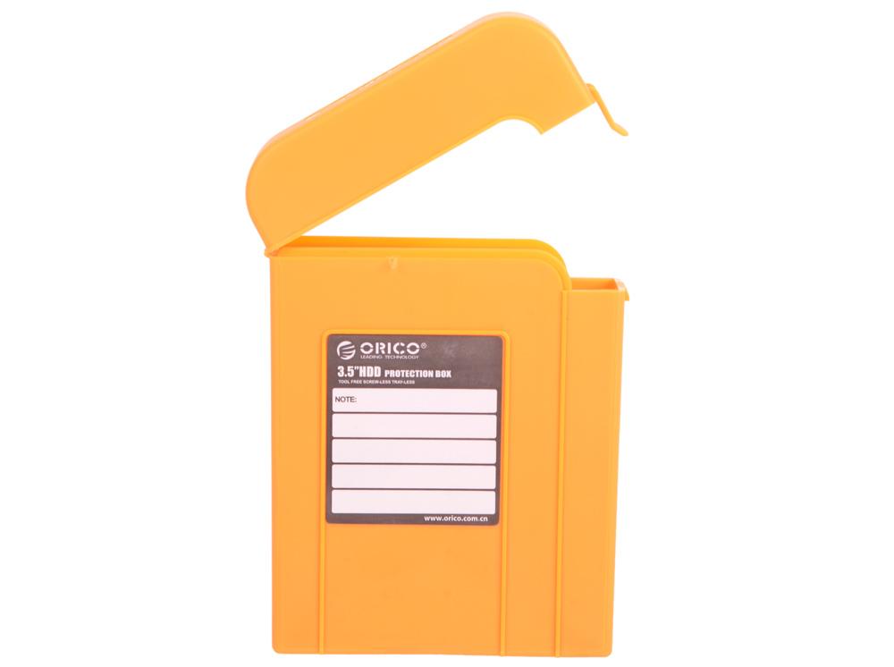 Чехол для HDD Orico PHI-35 оранжевый