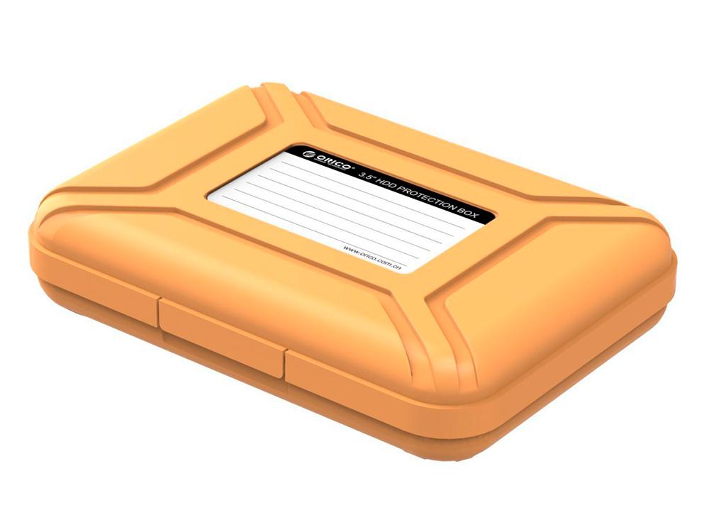 Чехол для HDD Orico PHX-35 оранжевый