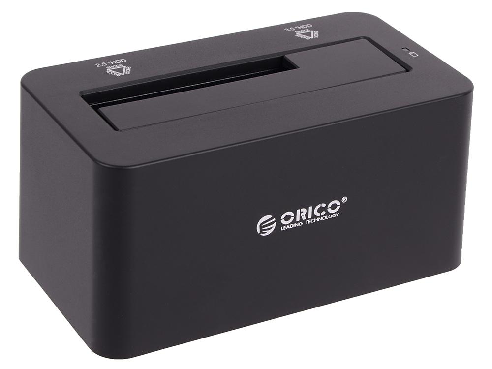 Док станция для HDD Orico 6619US3 (черный) 3.5