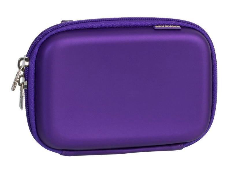 все цены на Чехол для HDD Case RIVACASE 9101 (PU) Violet Полиуретан