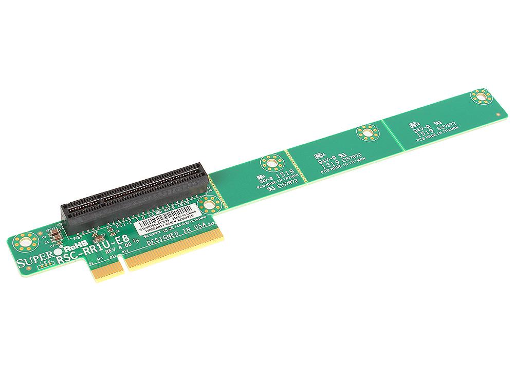 Рейзер Supermicro RSC-RR1U-E8 1U/PCI-E to PCI-Ex8 pci e to
