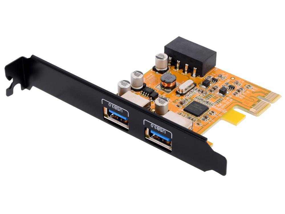 Контроллер PCI-E Orico PME-2U  OUT:USB 3.0*2