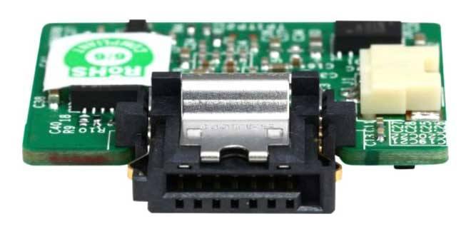 Модуль SuperMicro SSD-DM128-SMCMVN1 модуль supermicro ssd dm064 smcmvn1 sata dom 64gb