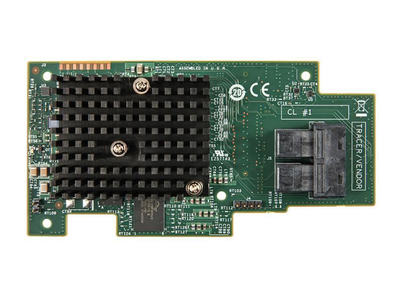 Контроллер RAID Intel RMS3HC080 932469 raid контроллер intel rms3hc080