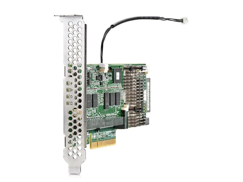 Контроллер HP P440/4G Smart Array Controller 726821-B21 контроллер hpe p440 4g smart array 726821 b21