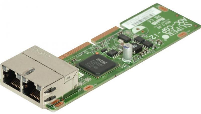 Контроллер SuperMicro AOC-CGP-i2 монитор aoc i2475pxqu