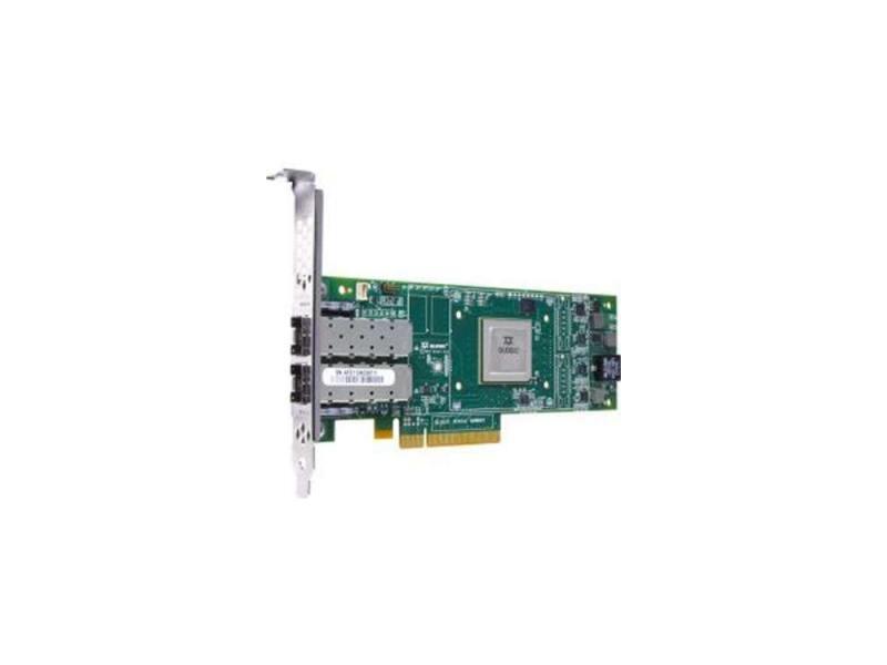 Контроллер QLogic QLE2672-CK контроллер fibre channel dell nic qlogic 2662 dual port 406 bbbh 406 bbbh