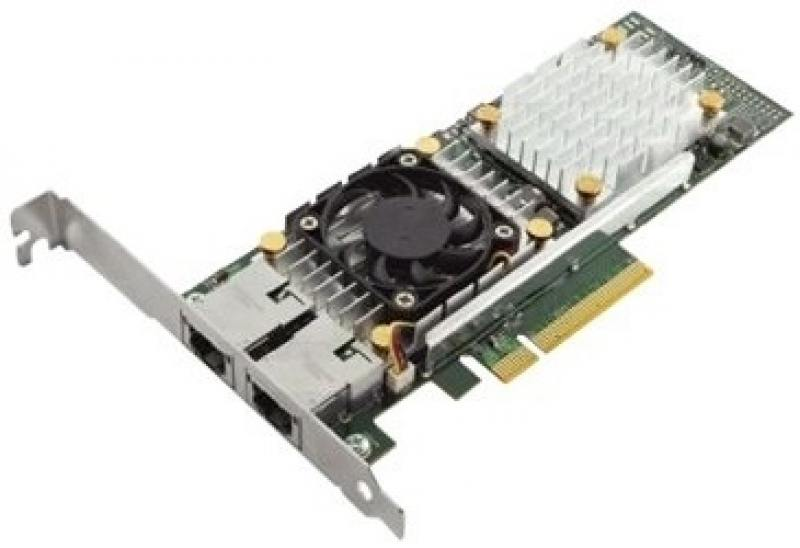 Адаптер Dell NIC Broadcom 57810 DP 10Gb BASE-T Network Interface Card 540-BBGU