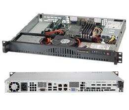 """Серверная платформа Supermicro SYS-5018A-MLTN4 Intel Atom Processor C2550, Intel®C2000, 2xHDD 3.5"""" Fixed/ 4xHDD 2.5 optonal, 4xDDR3,"""